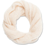 Tally Weijl Pink Knitted Snood Scarf