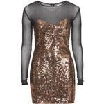 Topshop **Mesh Bodycon Dress by WYLDR