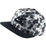 Kšiltovka NIKE SB PIXELATED STRAPBACK SUMMIT WHITE/BLACK/BLACK ONE SIZE