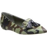 Baťa Denní obuv Custer v army vzoru