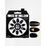 Eylure House Of Holland Nails By Elegant Touch - Ghetto Gold - Multi