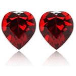 I-Moda Náušnice Srdce