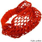 I-Moda Textilní čelenka