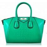 L&S Fashion (Anglie) Kabelka LS0026 zelená