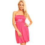 Best Emilie Společenské šaty růžové Uni(S-L)