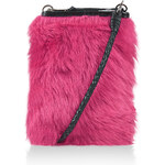 **Sheepskin Wallet Bag by Marques'Almeida X Topshop