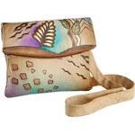 Art & Craft by Greenland Umhängetasche handbemalt