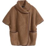 H&M Cape in a wool blend