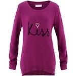 Pletený svetr, dlouhý rukáv - designed by Maite Kelly bonprix
