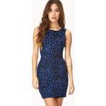 Forever 21 Dazzling Leopard Dress