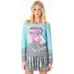"Tally Weijl Colorful ""I'm OK"" Print Sweater"