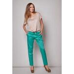 Kalhoty M199 zelená S