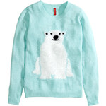 H&M Jacquard-knit jumper