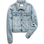 FOREVER21 girls Classic Denim Jacket (Kids)
