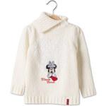 C&A Mädchen Chenille-Pullover in cremefarben von Walt Disney Girls