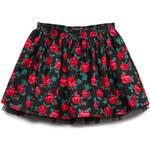 FOREVER21 girls Lovely Rose A-Line Skirt (Kids)