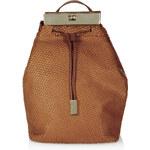 Topshop Premium Lasercut Backpack