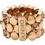 DKNY Bronzový pružný prsten NJ1757040