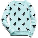 Forever 21 Pony Print Pullover