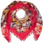 Etro Wool-Silk Printed Scarf