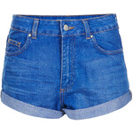 Topshop MOTO High Waisted Denim Shorts