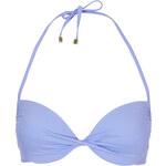 Topshop Bluebell Basic Plunge Bikini Top