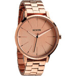 Topshop **Nixon Kensington Rose Gold Watch