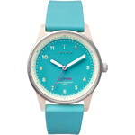 Topshop **Triwa Aqua Rubber Lomin Watch