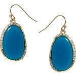 Adele Marie Statement Jewel Drop Earrings