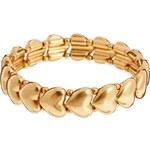 Pilgrim Thick Gold Bracelet
