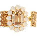Krystal Statement Topaz Swarovski Crystal Bracelet