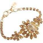 Krystal Topaz Swarovski Crystal Bracelet