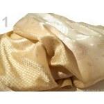 Stoklasa Šála 50-55x165-170cm BORA s třásněmi (1 ks) - 1 Vanilla