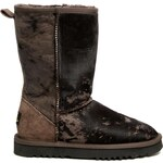Love From Australia Classic Chocolate Boots - Brown