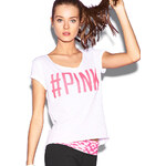Victoria's Secret Slouchy Bling Tee