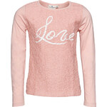 Tom Tailor mini girls - longsleeve with lace