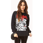 FOREVER21 Looney Tunes Sweatshirt