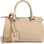 Jil Sander Leather Mini Tote with Shoulder Strap