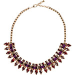 RUBIES AND ROCKS Statement-Kette EVE rot