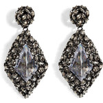 Alexis Bittar Crystal Pendant Earrings