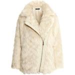 H&M Fake fur jacket