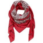 s.Oliver Patterned silk scarf