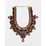 ASOS Opulent Bib Necklace - Multi