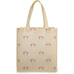 FOREVER21 Pink Flamingo Shopper Tote