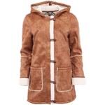 Světle hnědý dámský kabát Bellfield Rostov