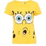 Žluté triko ONLY Spongebob
