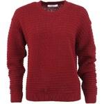 Vínový pletený svetr Glamorous
