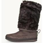 Hřejivé dámské zimní boty s kožešinkou Dr.Scholl Luni - Velikost 36