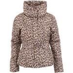 Bunda s leopardím vzorem Vero Moda Aspen