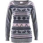Dlouhý pulovr bonprix